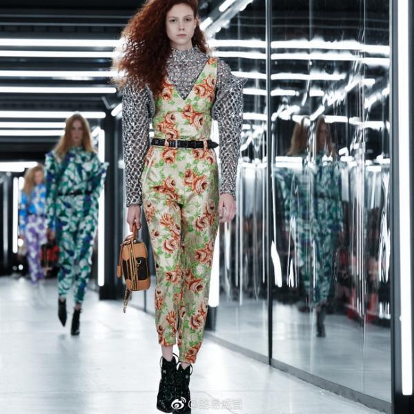 Louis Vuitton2019春夏女装秀,异域元素引领时尚