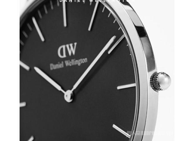 男人的象征 潮流酷帅不可缺 DW手表做你最爱的配饰