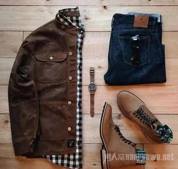 秋冬最强男士皮夹克搭配 最男人最帅的单品你有吗