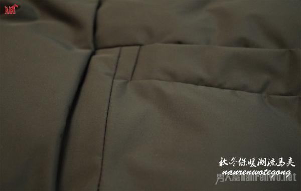 怎样把马甲穿出时尚范儿 冬季马甲羽绒服穿搭方法