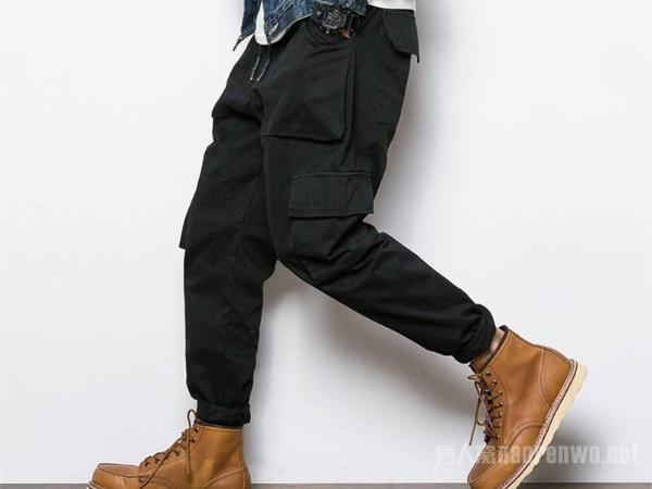 工装裤你搭配对了吗?男士工装裤搭配秘籍教你穿搭