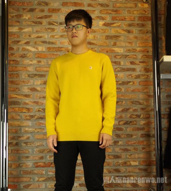 和烂大街的纯色毛衣say bye 做最独特最有个性的自己