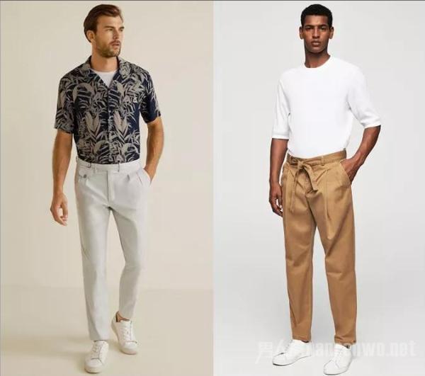 秋冬休闲穿搭还要依赖?论一条男士裤子的重要性!