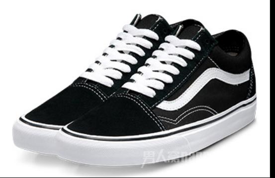 拥有一双情侣款滑板鞋 带给你不一样的甜蜜爱恋