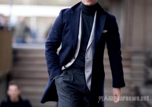 男士商务休闲装怎么穿?优雅又时尚的绅士范儿!