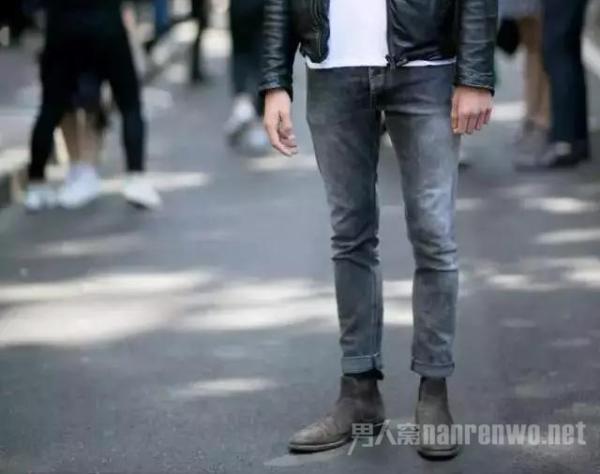 切尔西靴搭配什么裤子好看?型男穿搭的好帮手!