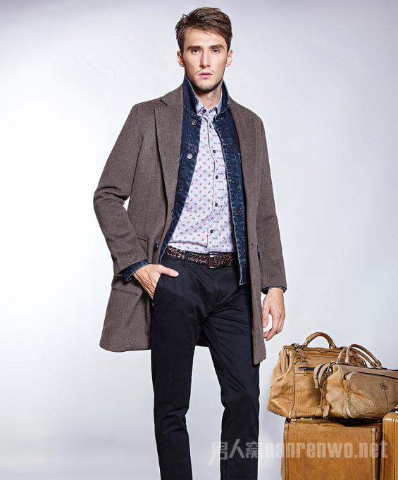 男生大衣时尚搭配的原则你都了解吗?能提高你的时尚搭配能力! chunji.cn