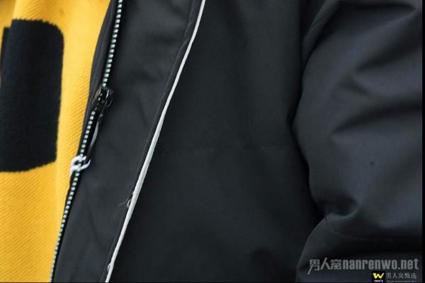 来一件中长款羽绒大衣 让你的冬天不再寒冷