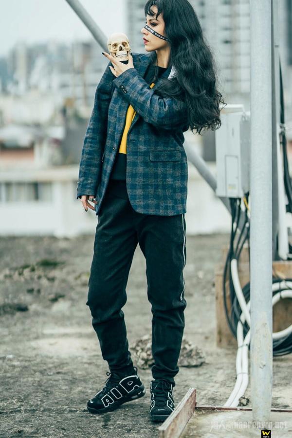 日常穿着中的格子外套 我们如何搭配出最帅的自己呢