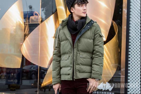 冬季到底怎么穿 羽绒服搭配也能化腐朽为神奇