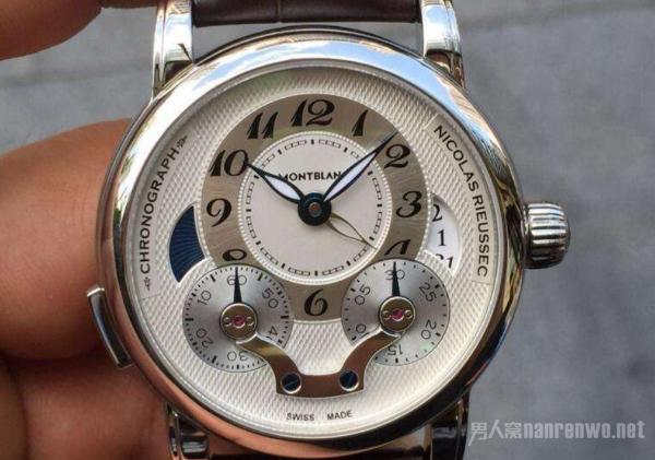 MontBlanc自动上链腕表:万宝龙系列新型手表!