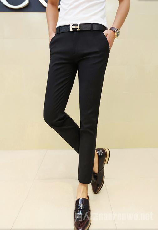 男生们要依据自己的身材来挑选衣服,才能避免各种尴尬 chunji.cn