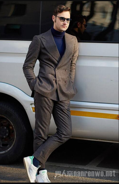 欧美时尚男装搭配技巧,停不下来的型男魅力!