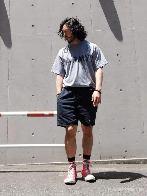 几套夏季服装穿搭模板 解决不会穿搭直男的你