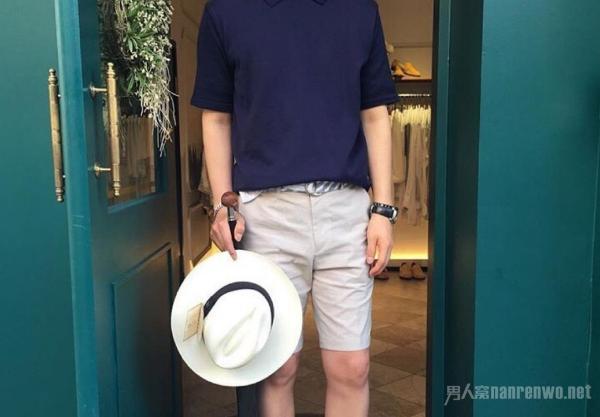 街头时尚夏季潮男的个性搭配 这才是女生想要的