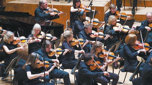 BBC交响乐团奏响夏日音乐