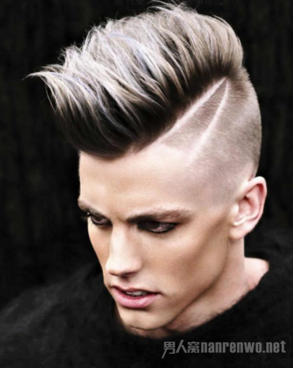 夏季男式发型之干净利落的男士短发你值得拥有