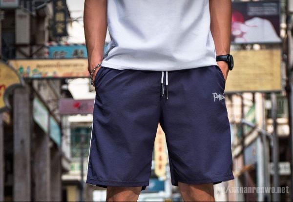 T恤与短裤的完美组合 碰撞出夏季的热情火花