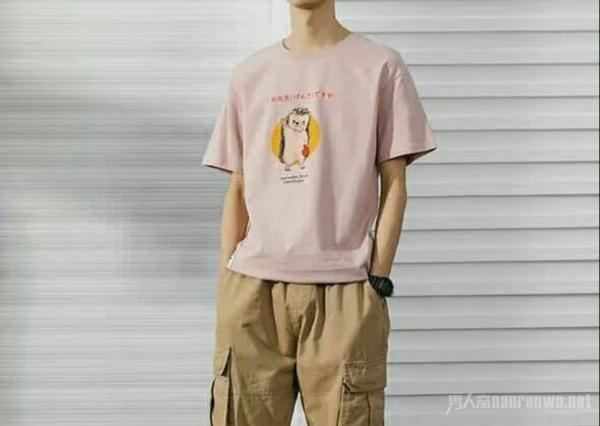夏季男生必备时尚搭配 你衣柜不可缺少的服装