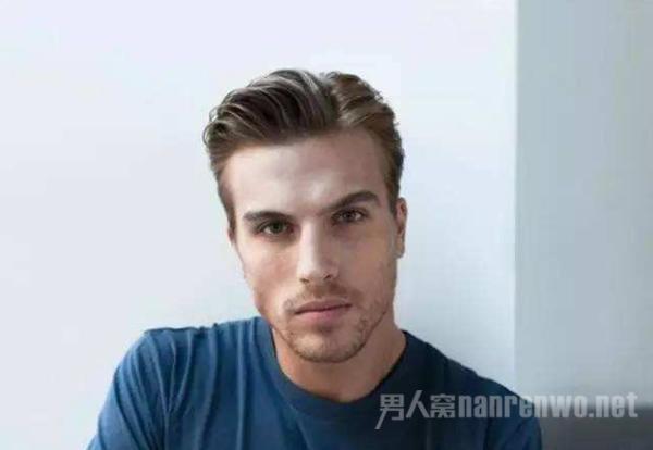 这4款发型是19年夏天最流行的男士发型 短背头发型真帅