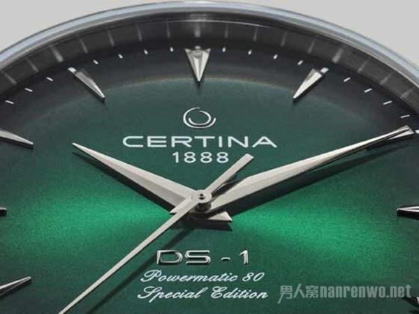 雪铁纳推出DS-1喜马拉雅系列 80小时长动力特别版腕表