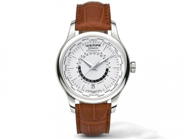 三款好看又好玩的世界时尚腕表,逛世界不是梦