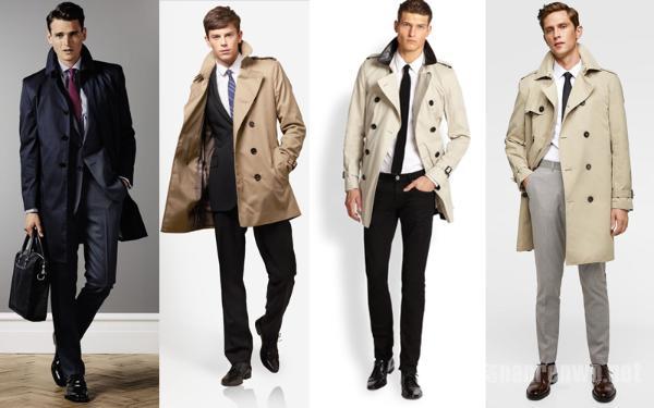 男士风衣搭配的技巧是什么?看来这篇文章你就知道了