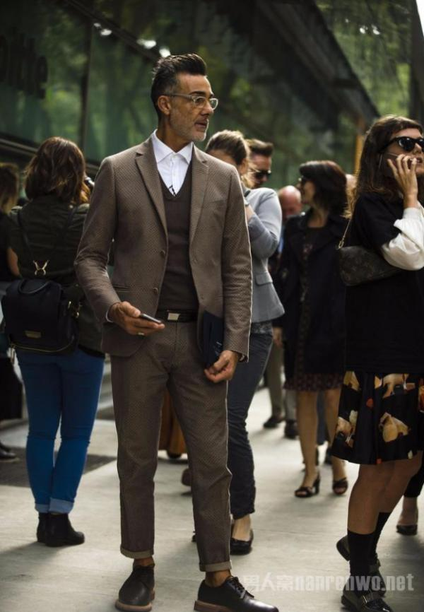商务男装搭配技巧 这3种搭配让你轻松变身时髦精!