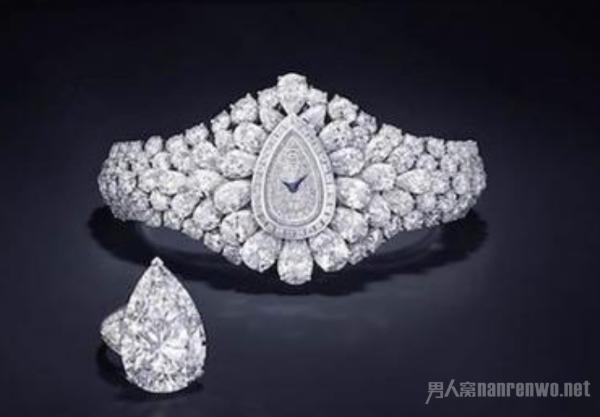 世界上最贵的手表 还能变成戒指 果然名不虚传