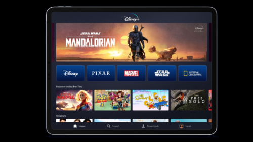 迪士尼流媒体平台Disney+将于6月登陆日本