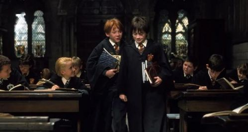 """《哈利·波特》""""罗恩""""升级当爸,韦斯莱家有小公主了"""