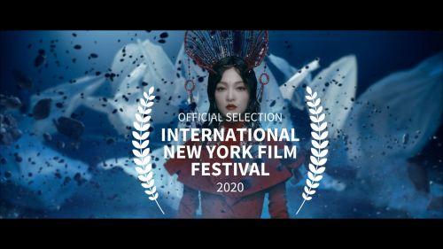 张韶涵《因我而起》MV即将登陆纽约时代广场