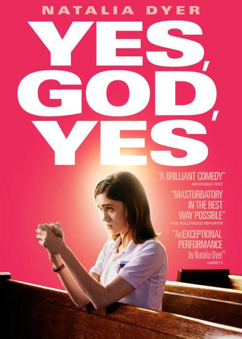 《怪奇物语》女星娜塔莉主演《是的,上帝,是的》,讲述少女心事