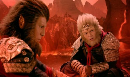网剧《大神猴》将于5月15日中午12点在爱奇艺独家震撼上线