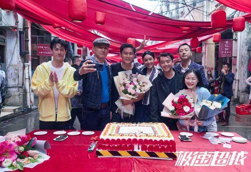 郑恺为戏增肥30斤,短跑题材电影《极速超越》杀青