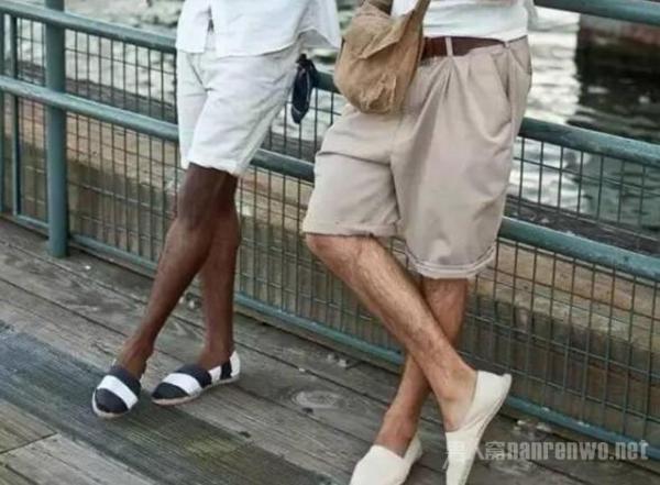 夏天男人该穿什么鞋 有这3款就足够了