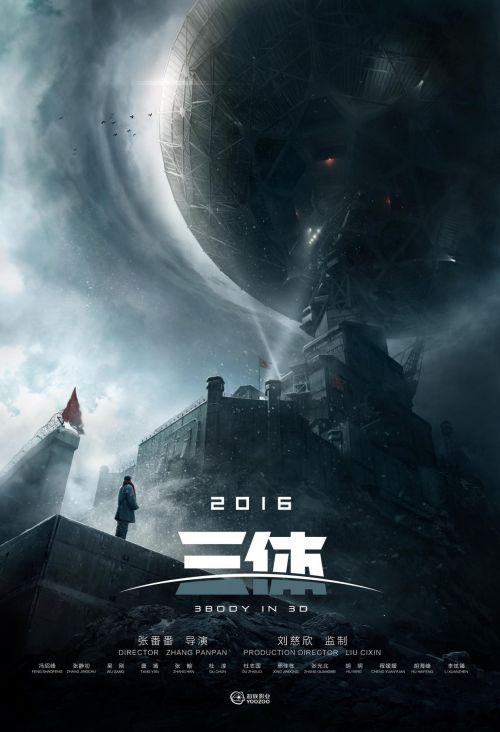 《三体》大电影拖了6年了,这次又能有多大希望呢?