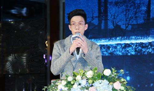 院线电影《地平线下》开机新闻发布会在北京召开
