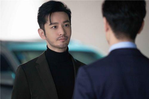 《紧急公关》 CCTV-8放送黄晓明故事角色:理性近乎冷酷