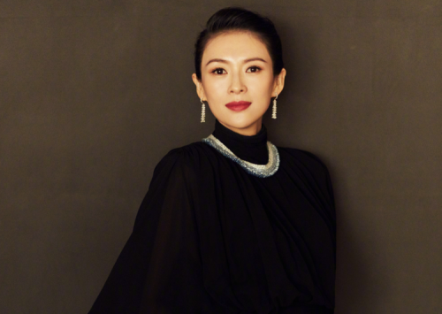 章子怡出道的第一部电视剧来了,名为:《上阳赋》