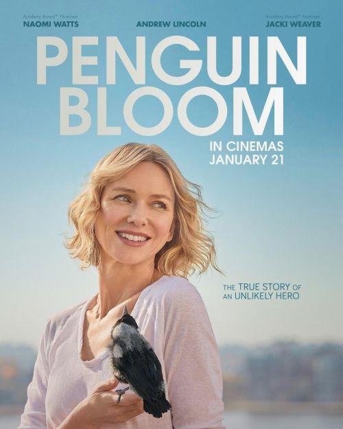 《企鹅布鲁姆》将于1月27日上线Netflix 女演员娜奥米·沃茨主演
