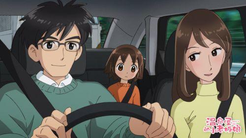 动画电影《温泉屋的小老板娘》定档1月29日 高坂希太郎执导