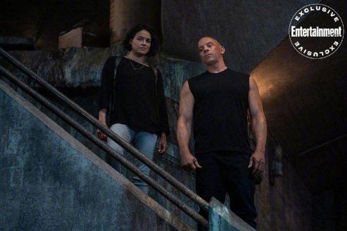 电影《速度与激情9》曝光新剧照 将于5月28日北美上映