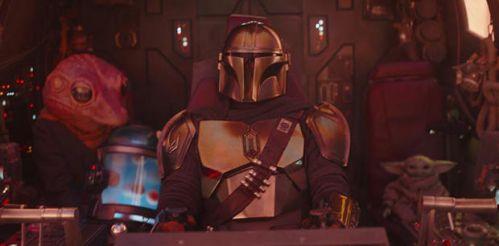 迪士尼旗下《曼达洛人 第二季》成2020年被盗版最多美剧