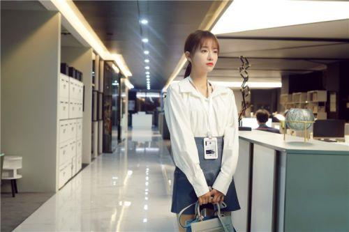《正青春》热播节奏紧凑 现在是一波 吴尹涛诠释职场女性的力量