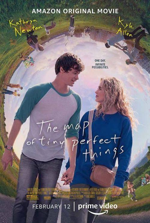 《微小完美事物的地图》文件另一个'无限时间循环'爱情电影
