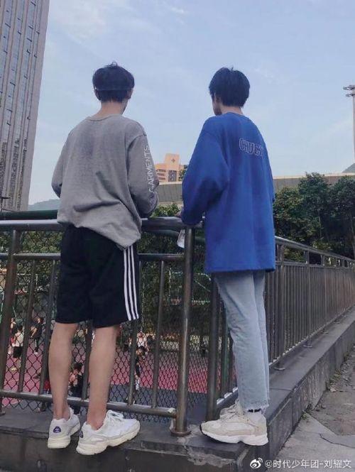 时代少年团成员丁程鑫19岁生日 刘耀文卡点为其庆生