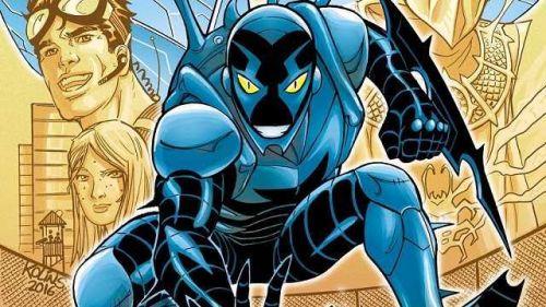 华纳DC决定超级英雄电影《蓝甲虫》由安吉尔·曼努埃尔·索托执导
