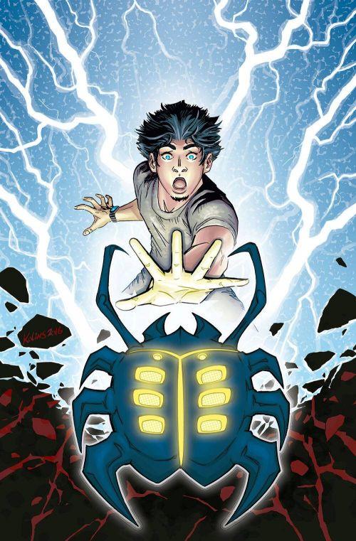 华纳DC确定超级英雄电影《蓝甲虫》导演为安赫尔·曼努埃尔·索托