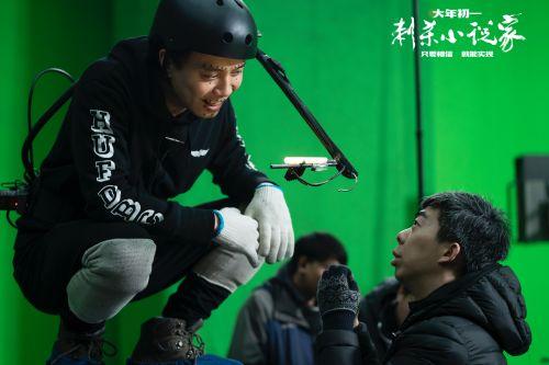 电影《刺杀小说家》热映 杨轶分饰两角首次挑战数字角色